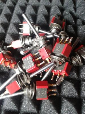 USA SPDT 3PIN_Mini interruptor (mini switch)