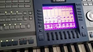 Teclado Yamaha PSR 1500