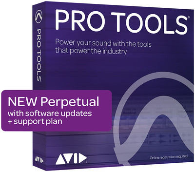 AVID Pro Tools Ultimate licencia perpetua