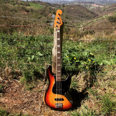 Fender Jazz Bass 1974 USA original