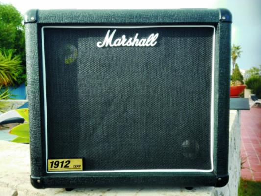 Pantalla Marshall 1912 - 1x12. 100w. - 8Ω. de los 90
