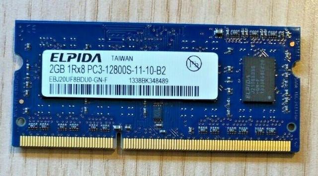 Memorias RAM para Mac