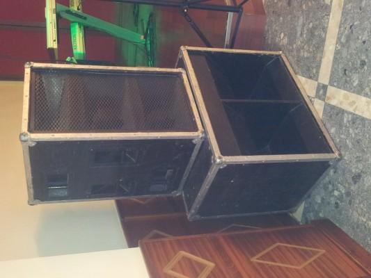 equipo de luz y sonido