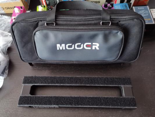 Mooer Stomplate Mini pedalera