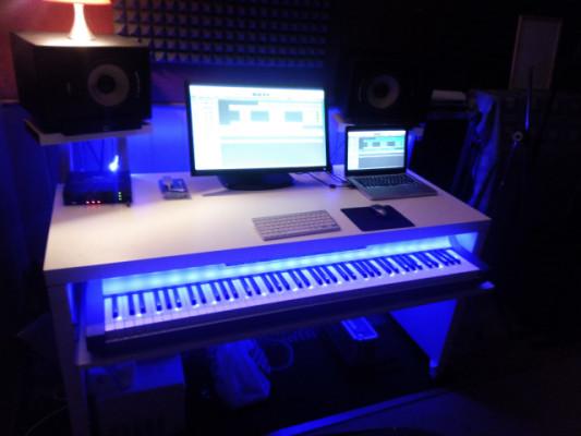 Mesa de producion