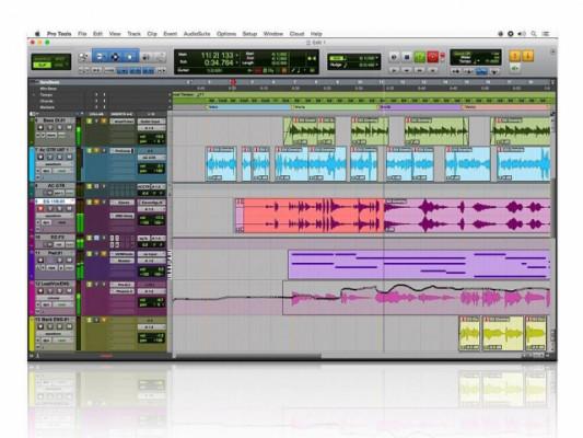 Edición de audio para mezcla