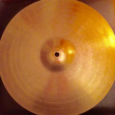 "Platos Hi-Hat ZILDJIAN New Beat 14"""