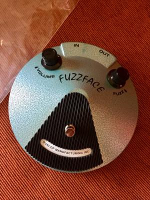 Fuzz Face Gris Jimi Hendrix