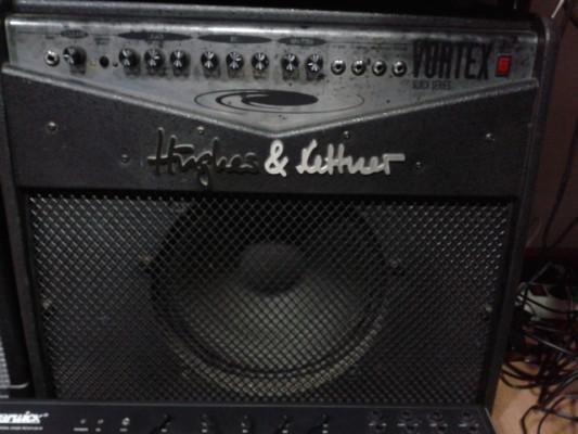 Amplificador de guitarra Hughes 6 Kettner Vortex