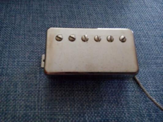 Pastilla Gibson 490R por 498T *Editado con más opciones*