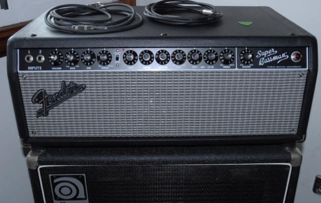 Fender Super Bassman 300W ( Semi nuevo )