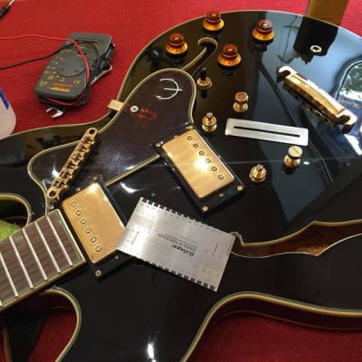 Ajustes y servicio de Luthier