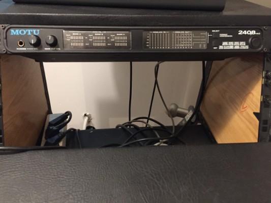 Vendo Motu 2408mk3 +dos tarjetas PCI y PCIE