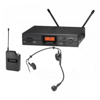 Microfono inalmabrico diadema AudioTechnica