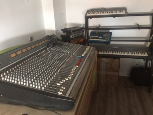 Mesa de mezclas Altair Electra 32 canales