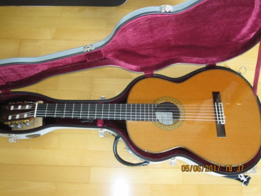 Guitarra clasica Juan Hernandez ultima rebaja