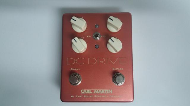 Carl Martin DC Drive con caja ENVÍO INCLUIDO