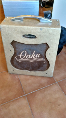 Oahu Tonemaster 1949