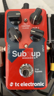 Octavador TC Electronic sub'n'up