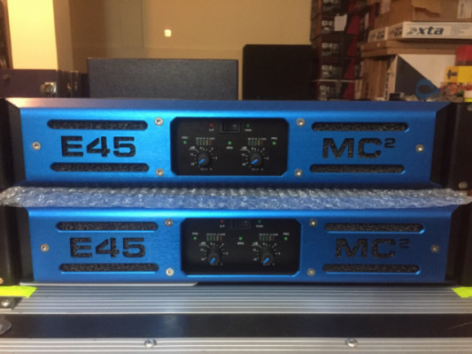 Etapas Mc2 impecables