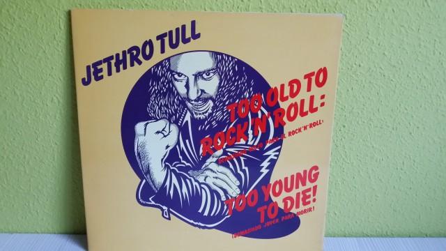 Vendo/Cambio Vinilos Jethro Tull.
