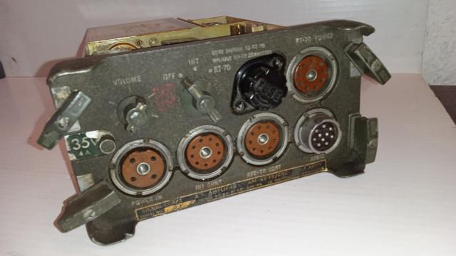 Amplificador Militar AF amplifier AM-65/GRC S.ARMY