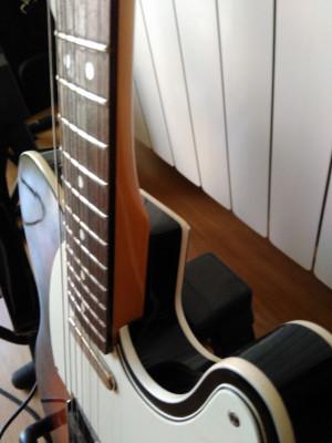 Squier classic vibe telecaster custom.
