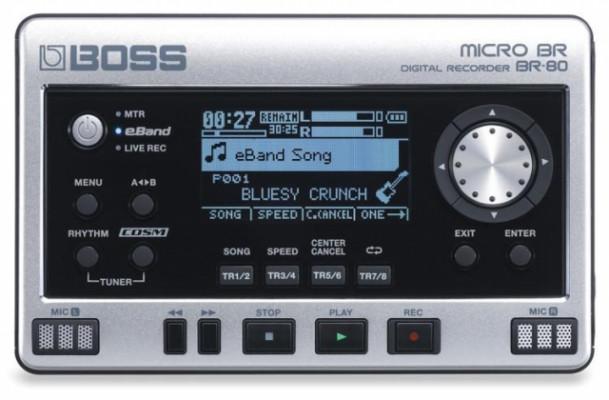 Vendo/cambio Boss Micro BR-80