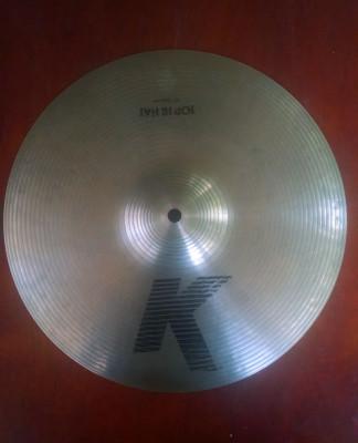 """K Zildjian HiHat 13"""""""