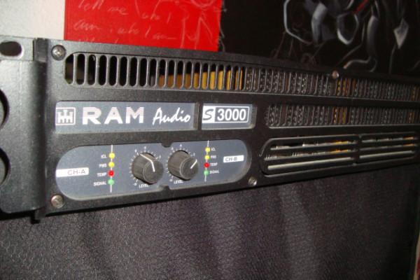 ETAPAS RAM AUDIO S-3000
