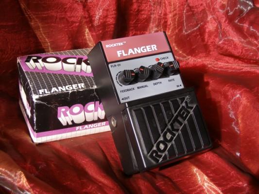 ROCKTEK Flanger 80'- 90'  ENVÍO INCLUÍDO!! REBAJADO