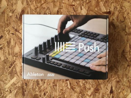 ableton push 1 +decksaver