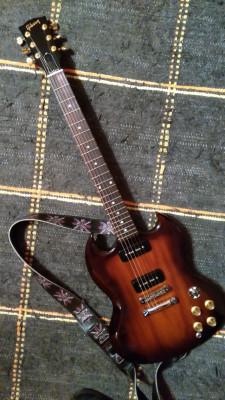 Gibson SG Tribute 60' sunburst