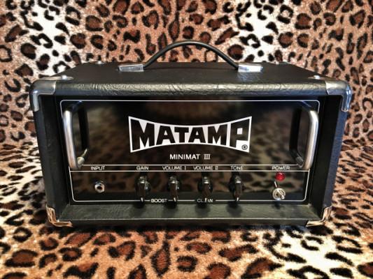 MATAMP - MINIMAT 3G