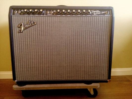 Fender Twin Reverb 65 Blackface RI (RESERVADO)