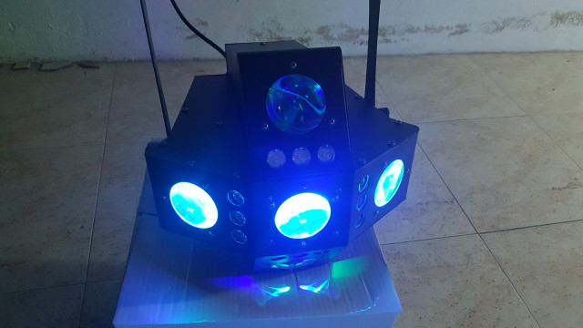 Lote Luces Led seminuevas