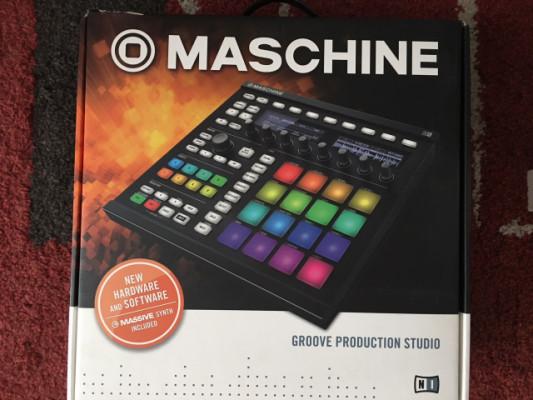 Maschine MK2 + licencia software