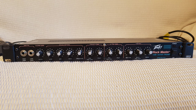 Peavey Rockmaster - Preamp