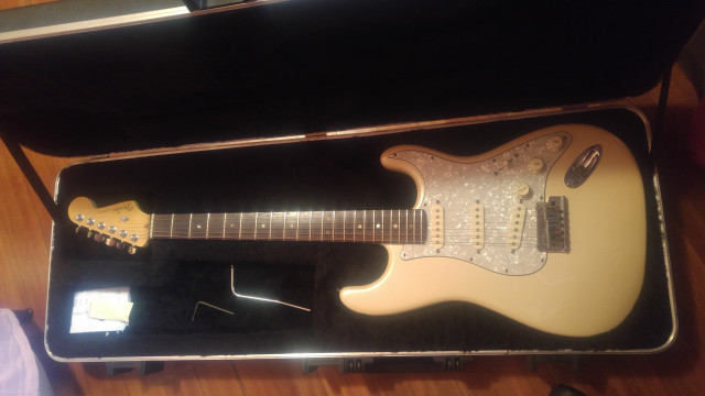 Fender Strato American Deluxe