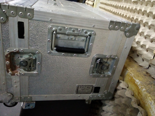 Flightcase ENGL powerball