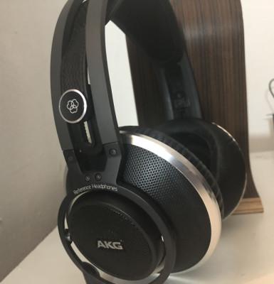 AKG K812, Auriculares Estudio de Alta Gama.