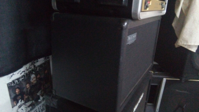Mesa 2x12 rectifier compact box