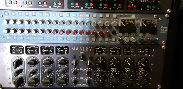Manley Labs Massive Passive Equalizer