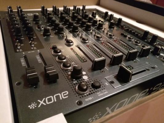 XONE:92 - Allen & Heath + decksaver