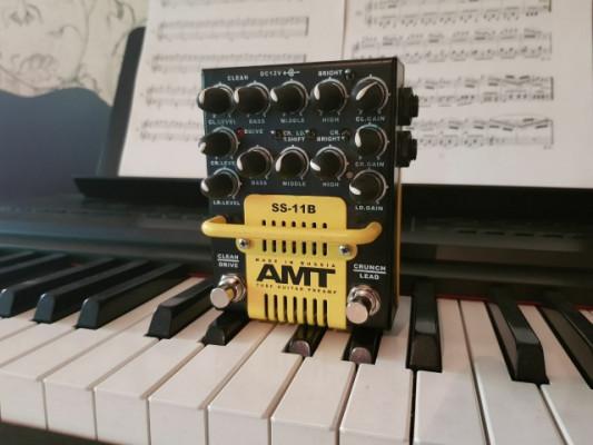 "AMT Electronics SS-11B ""Modern"" [Previo]"