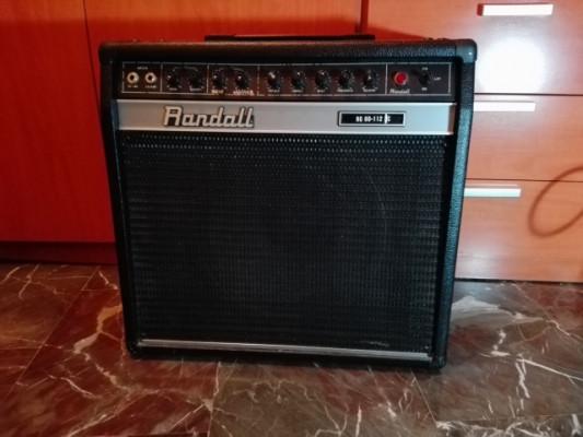 ¡ENVIO INCLUIDO! - RANDALL RG-80 112 SC