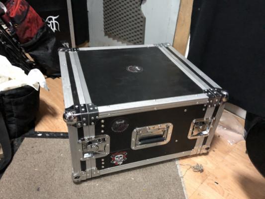 RockCase Warwick 6 unidades de Rack