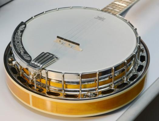 banjo Gretsch Broadkaster Supreme G9420 nuevo.