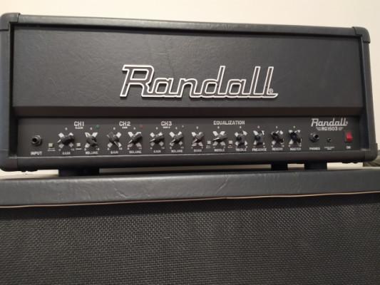 Cabezal Randall RG1503
