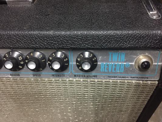 Fender Twin Reverv